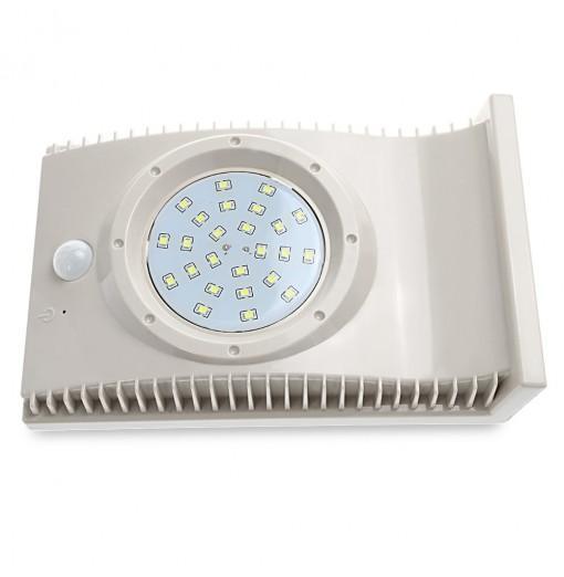 Solar Energy Waterproof LED Body Sensor Wall Lamp