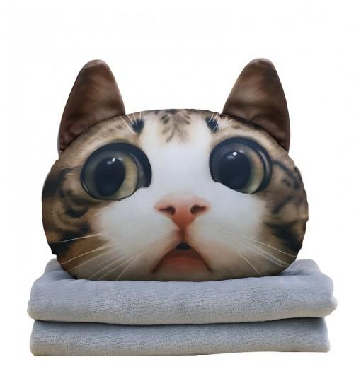 DMM Sofa Ofice Multi-function Cushion Blanket Toy Gift