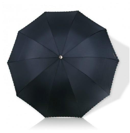 DIHE Super Big Folding Umbrella for Sunny or Rainy Day