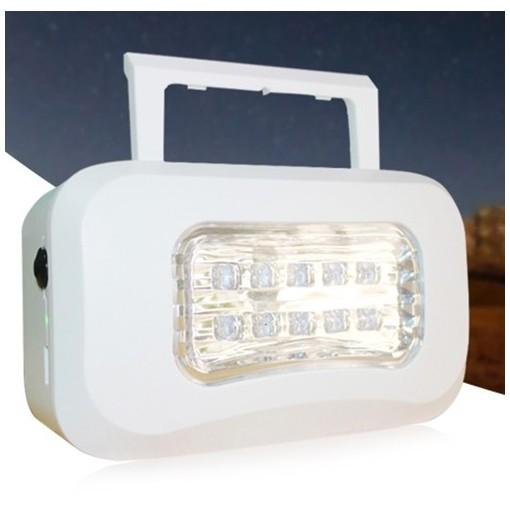 seaenergypower SNE - 202 Mute Portable Self-generating Electricity Outdoor Hand Lamp