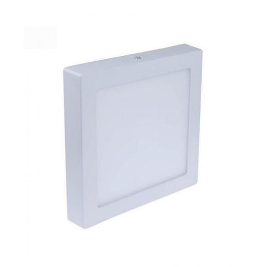 LED Panel Light 18W Surface Mounted LED Ceiling Lights AC 85 - 265V Square LED Downlight