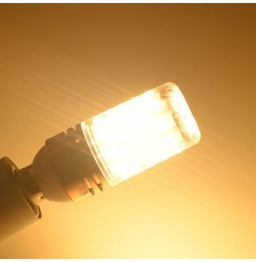 16W 84 Beads High-light Decorative LED Corn Bulb 220V 6PCS
