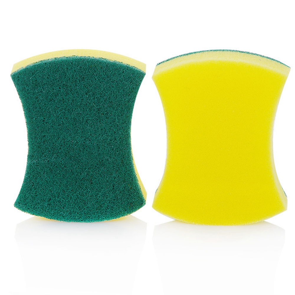 Kitchen Cleaning Sponge Scouring Magic Wipe